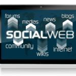 Use Message Boards to drive social media traffic